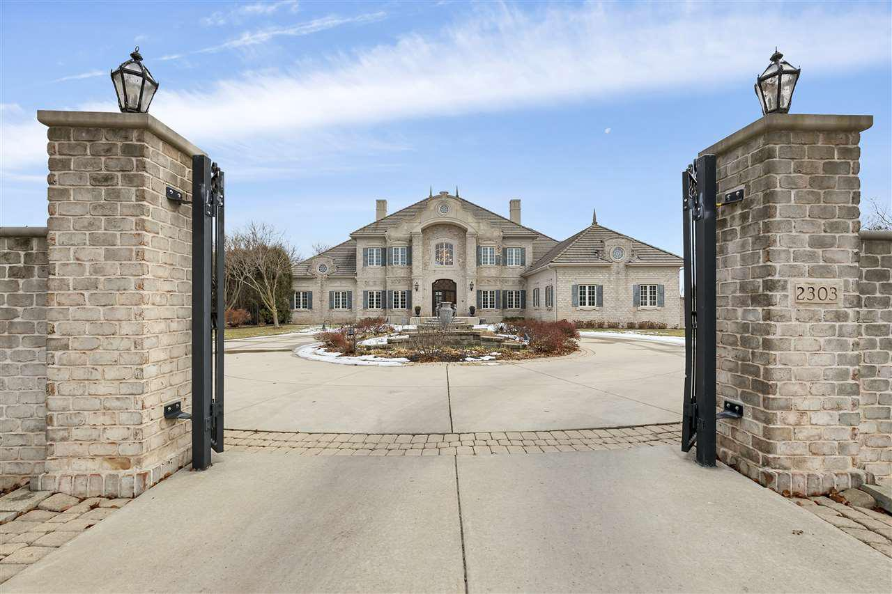 View Single-Family Home For Sale at 2303 LOST DAUPHIN ROAD, De Pere, WI