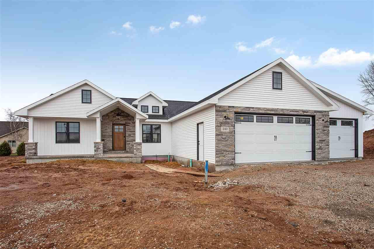 View Single-Family Home For Sale at 240 RIVERS EDGE DRIVE, Kimberly, WI