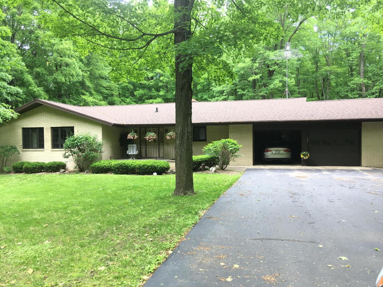 View Single-Family Home For Sale at W7364 Creek Road, Wausaukee, WI