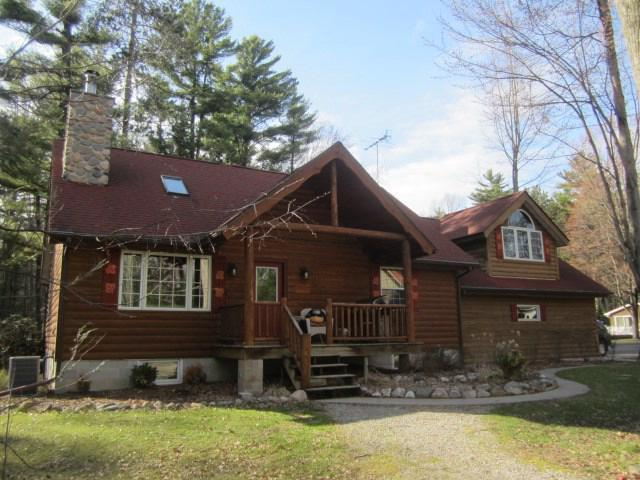 View Single-Family Home For Sale at W1828 HWY B, Marinette, WI