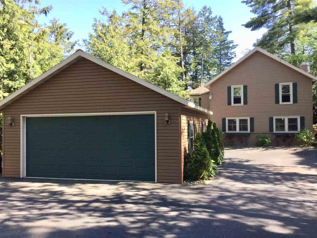 View Single-Family Home For Sale at 9303 N KELLY LAKE ROAD, Suring, WI