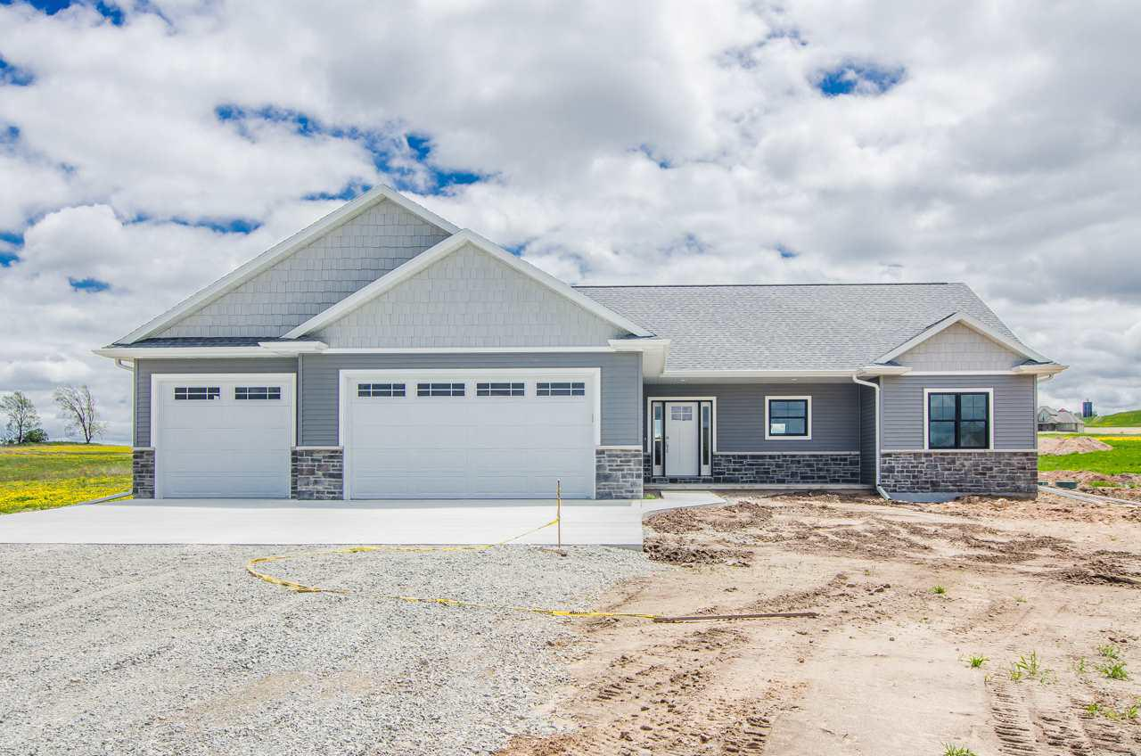 View Single-Family Home For Sale at W7547 MELS COURT, Hortonville, WI