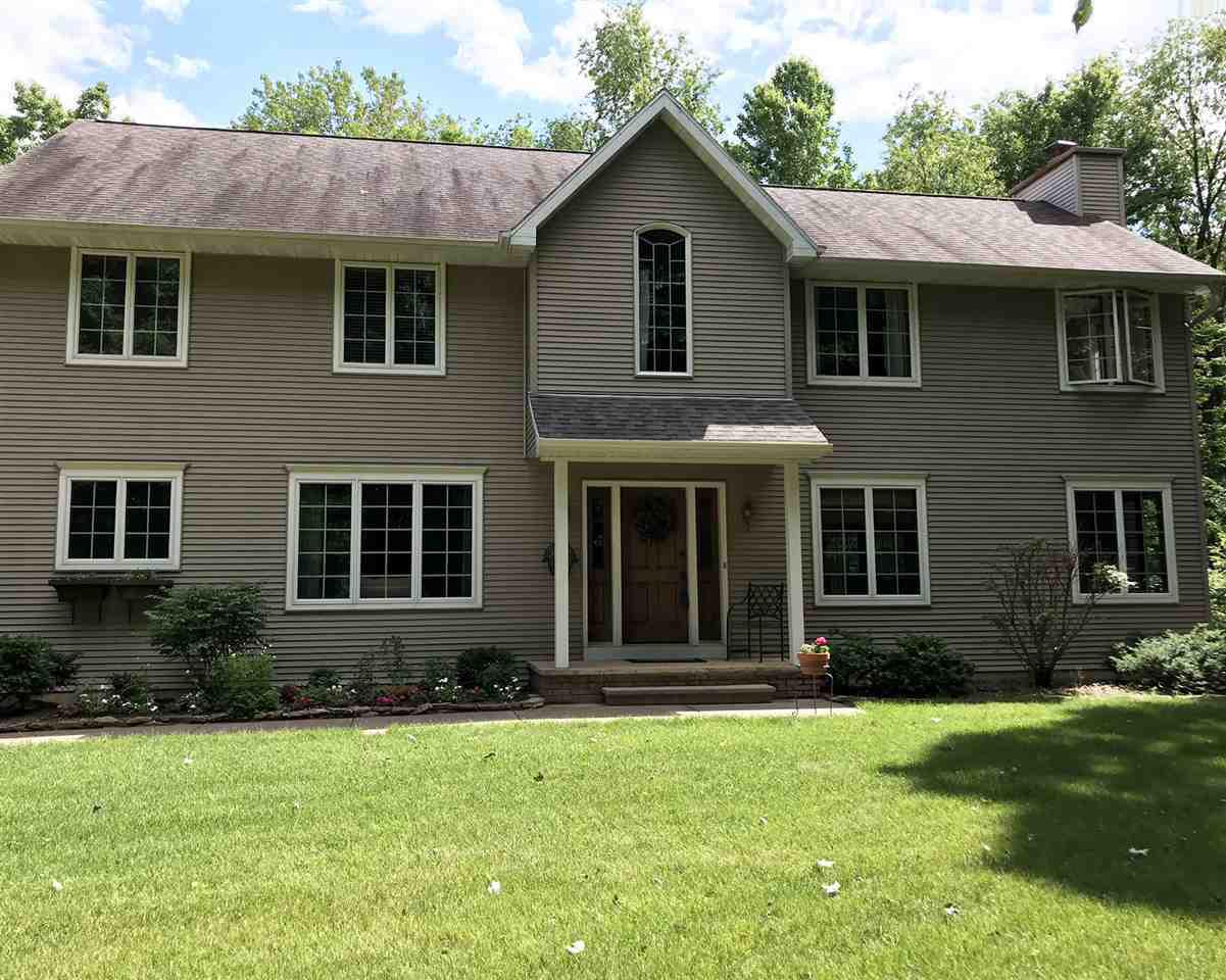 View Single-Family Home For Sale at N3819 WOODFIELD LANE, New London, WI