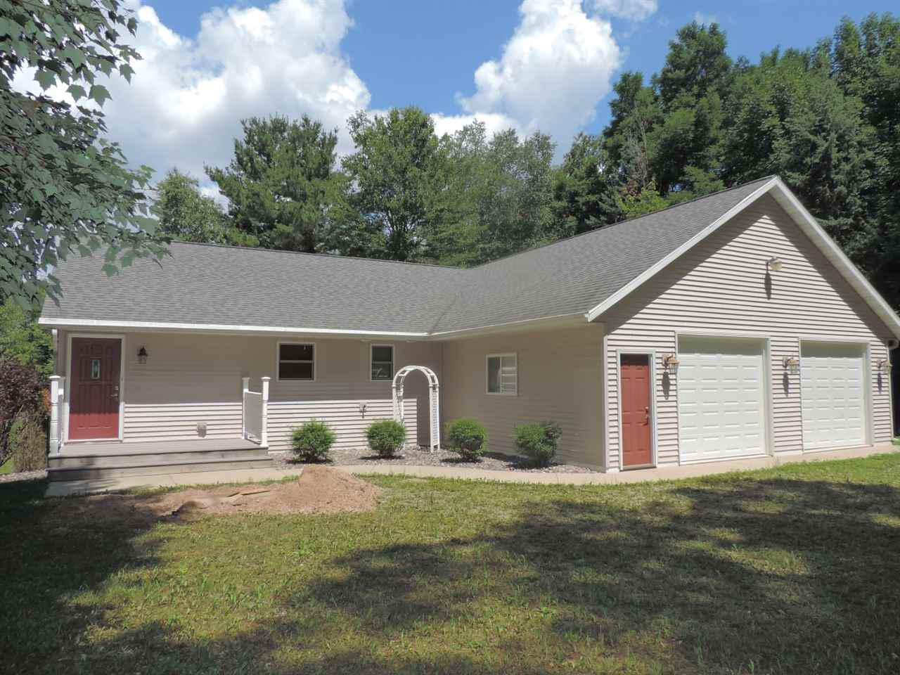 View Single-Family Home For Sale at 9426 LEE LAKE ROAD, Pound, WI