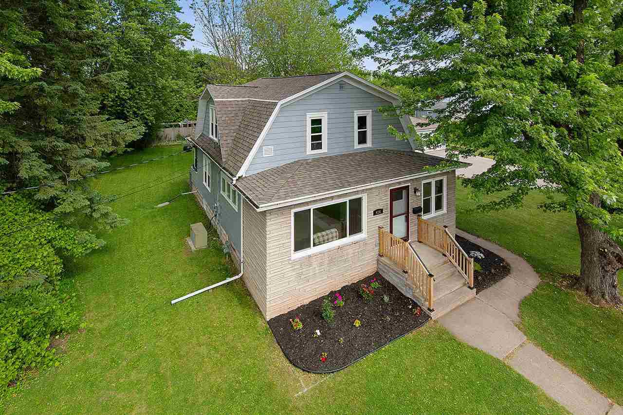 View Single-Family Home For Sale at 414 BUCHANAN STREET, Little Chute, WI