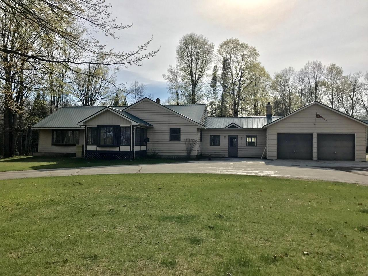 View Single-Family Home For Sale at N6273 County Rd W, Porterfield, WI