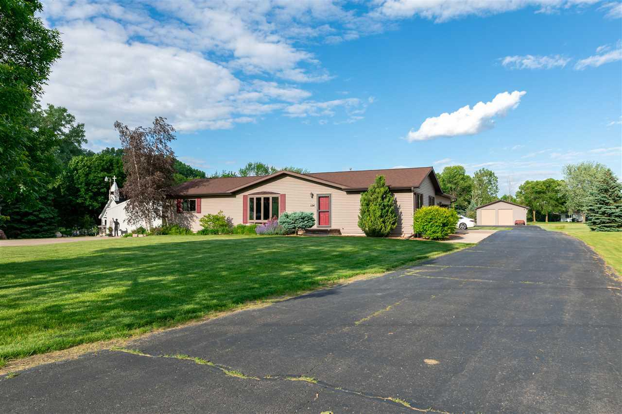 View Single-Family Home For Sale at N154 HWY N, Appleton, WI