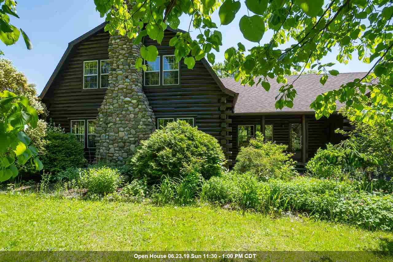 View Single-Family Home For Sale at W5453 STINGLE ROAD, Black Creek, WI