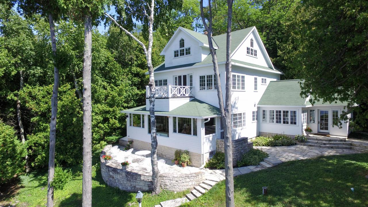 Admirable Lake Michigan Waterfront Property For Sale Place Perfect Home Remodeling Inspirations Gresiscottssportslandcom