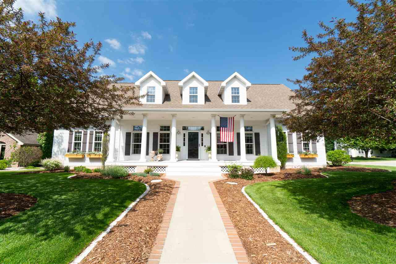 View Single-Family Home For Sale at 8 BROOKWOOD COURT, Appleton, WI