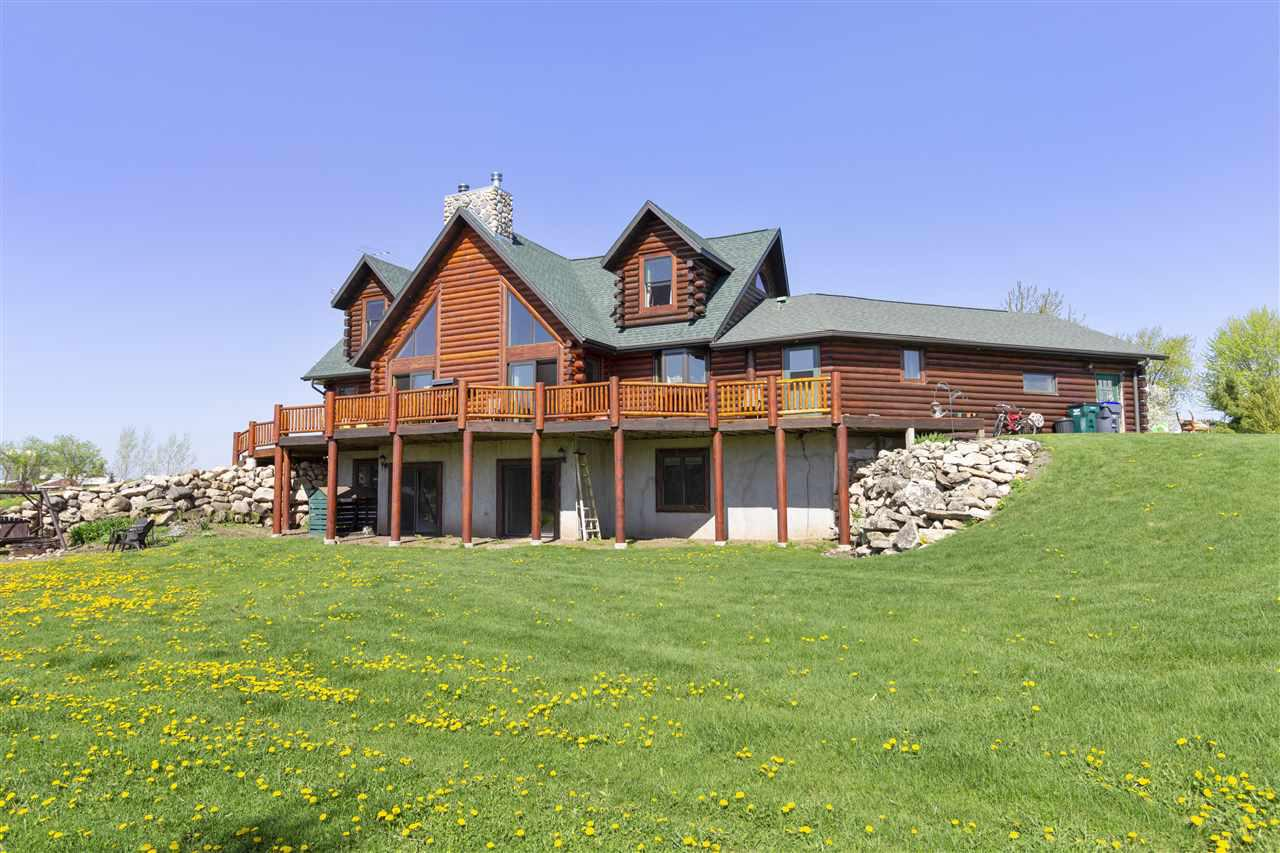 View Single-Family Home For Sale at N144 HWY M, Hortonville, WI