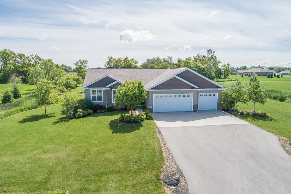 View Single-Family Home For Sale at N2602 CHAPEL HILL DRIVE, Hortonville, WI