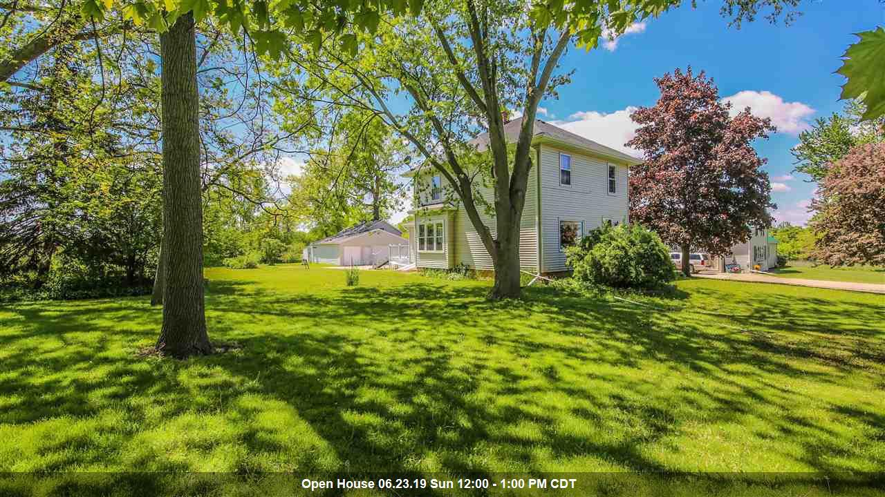 View Single-Family Home For Sale at 1678 DAY STREET, Greenleaf, WI