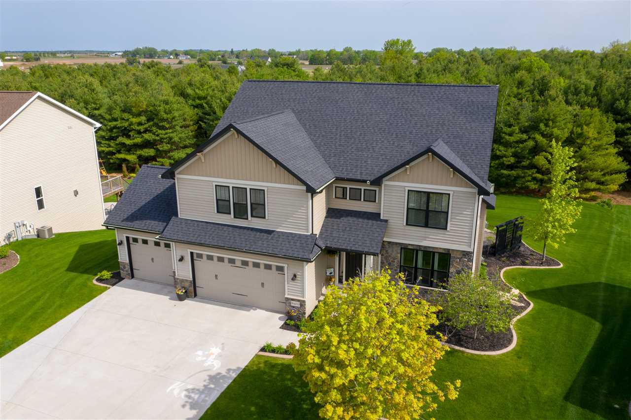 View Single-Family Home For Sale at W6732 PRESCOTT DRIVE, Greenville, WI
