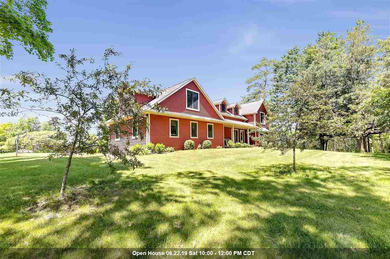 View Single-Family Home For Sale at N5181 THOMPSON ROAD, Shiocton, WI