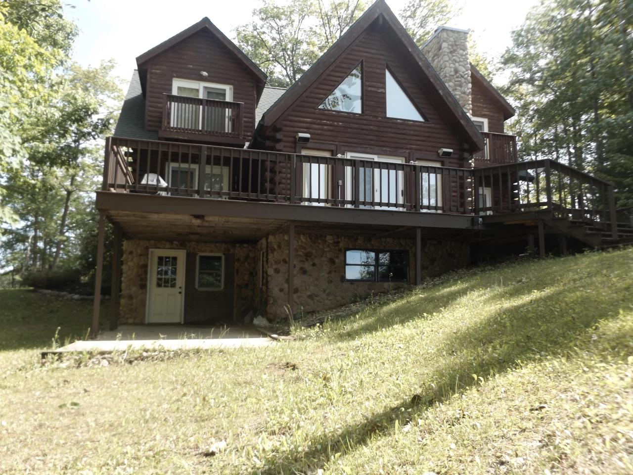 View Single-Family Home For Sale at N5756 Parkway Rd, Beaver, WI