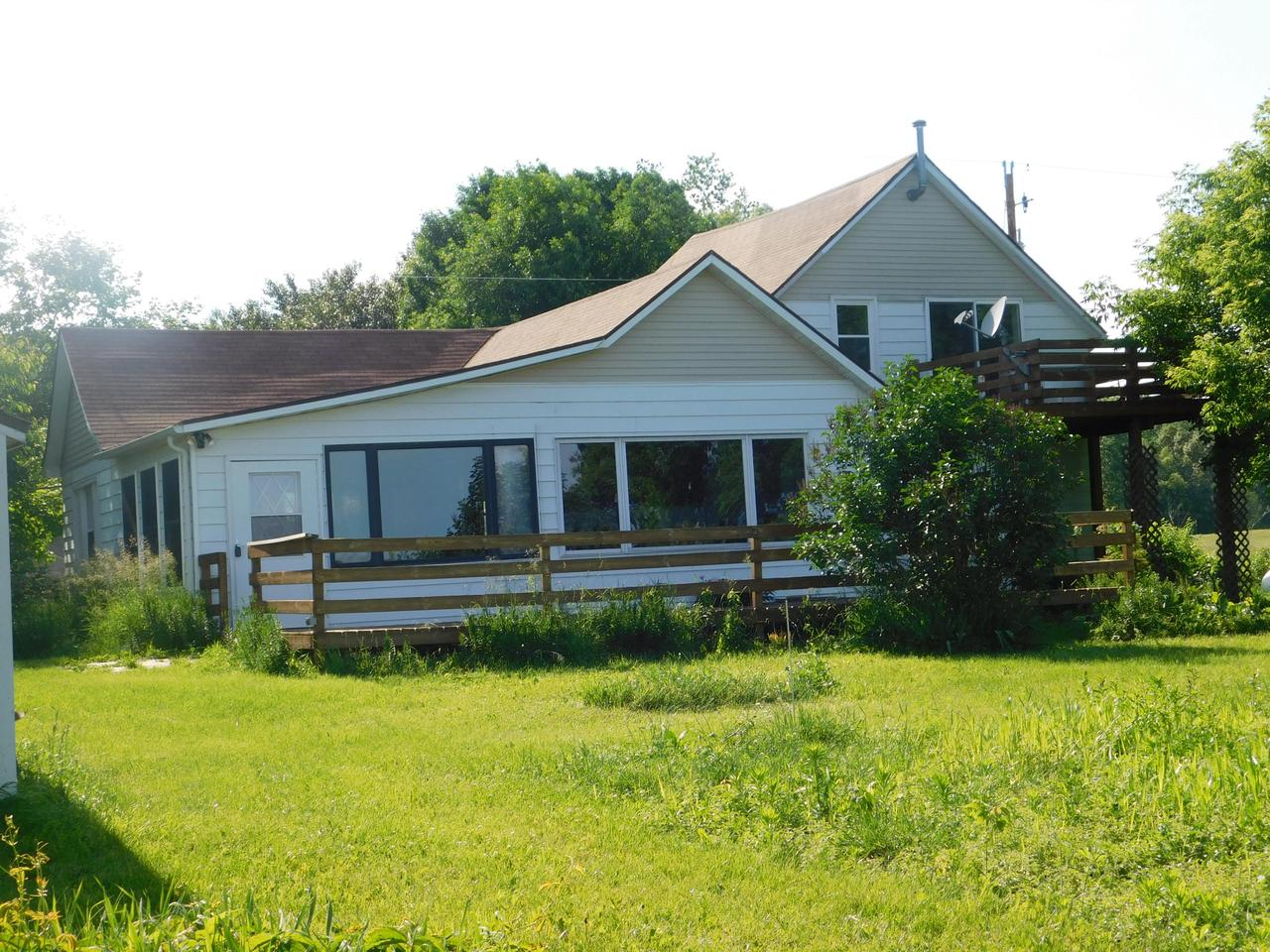 View Single-Family Home For Sale at 7546 County Road J, Oconto, WI