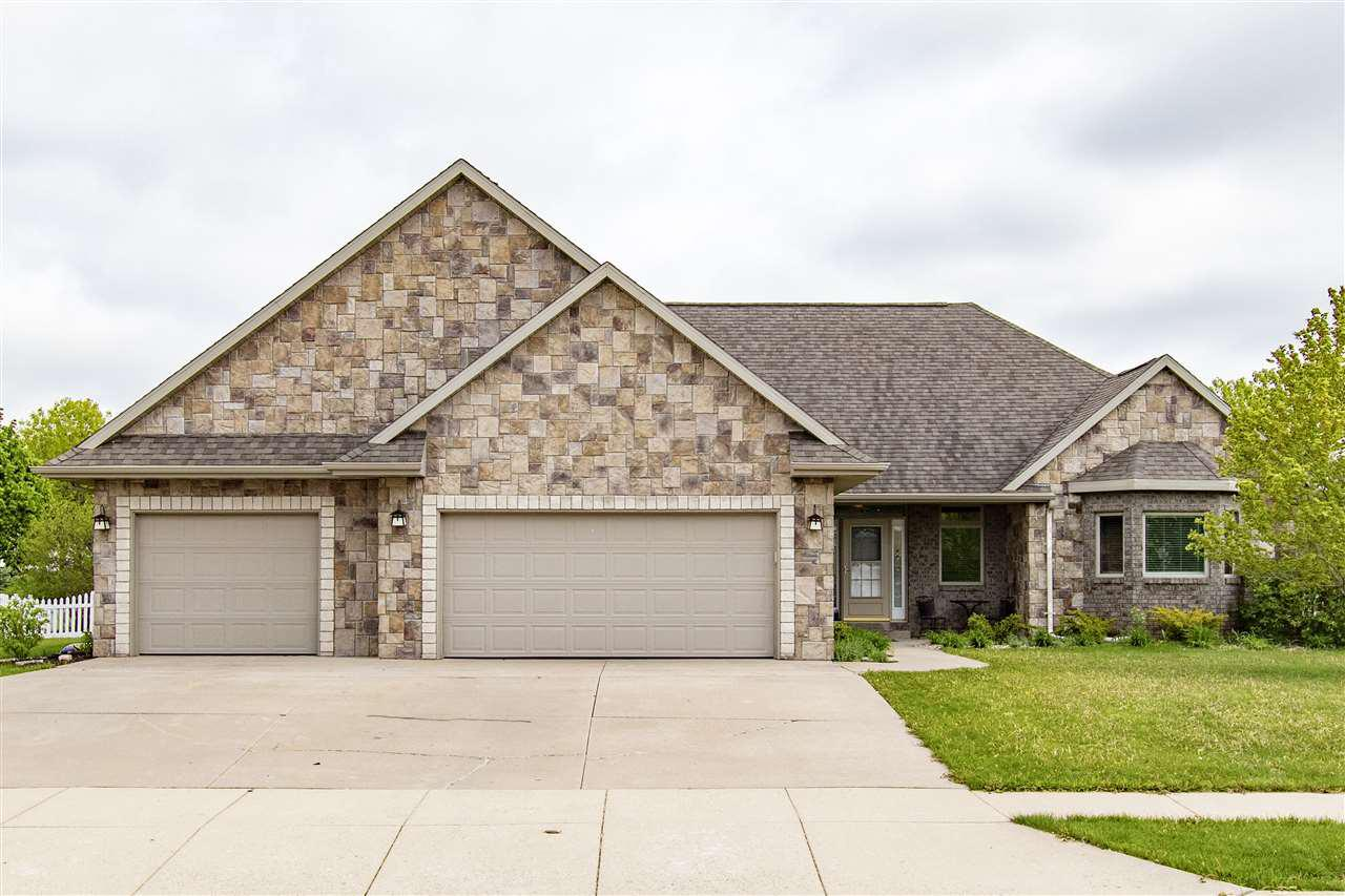 View Single-Family Home For Sale at 549 COONEN DRIVE, Combined Locks, WI