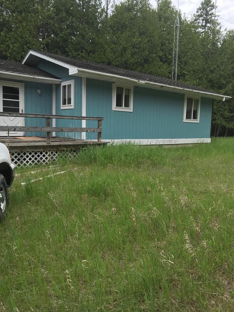 View Single-Family Home For Sale at N10605 I-3 Lane, DAGGETT, MI
