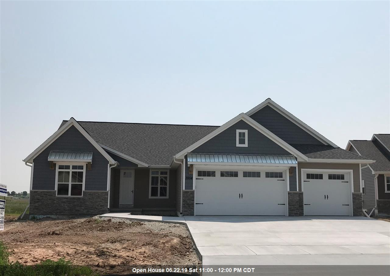 View Single-Family Home For Sale at 3554 TULIP TRAIL, Appleton, WI
