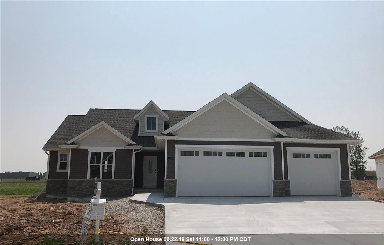View Single-Family Home For Sale at 3560 TULIP TRAIL, Appleton, WI