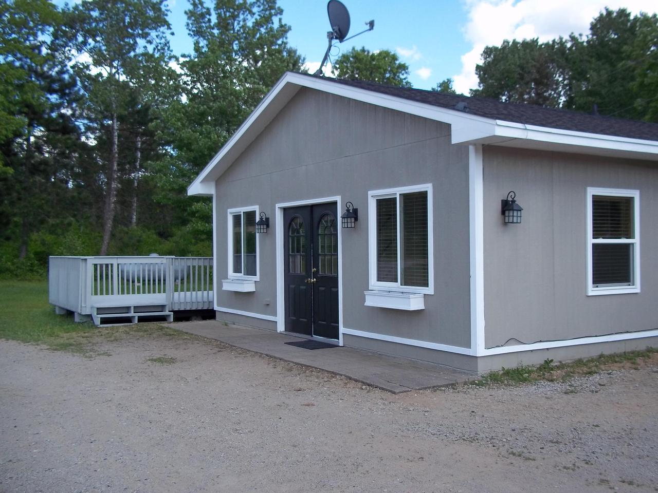 View Single-Family Home For Sale at N6405 County Rd P, Pound, WI