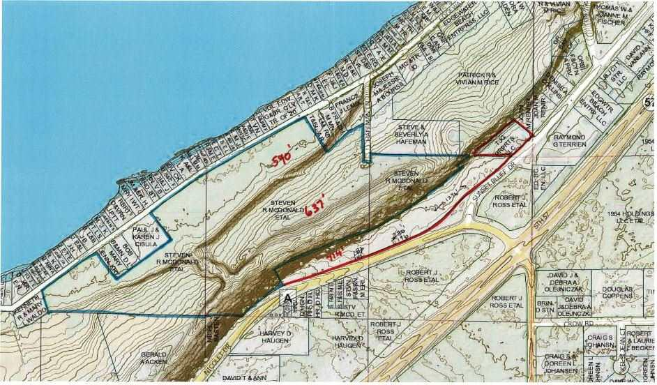 View Vacant Land For Sale at 4800 NICOLET ROAD #EDGEWATER BEACH ROAD, SCOTT, WI