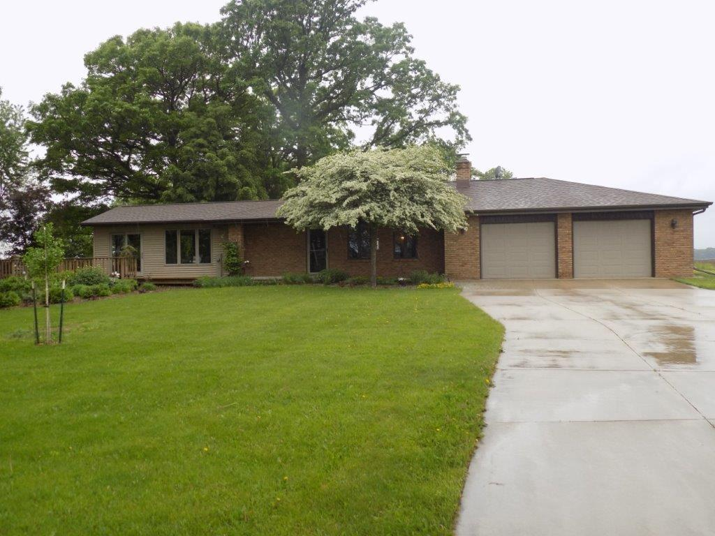 View Single-Family Home For Sale at N1527 HWY GG, Kaukauna, WI