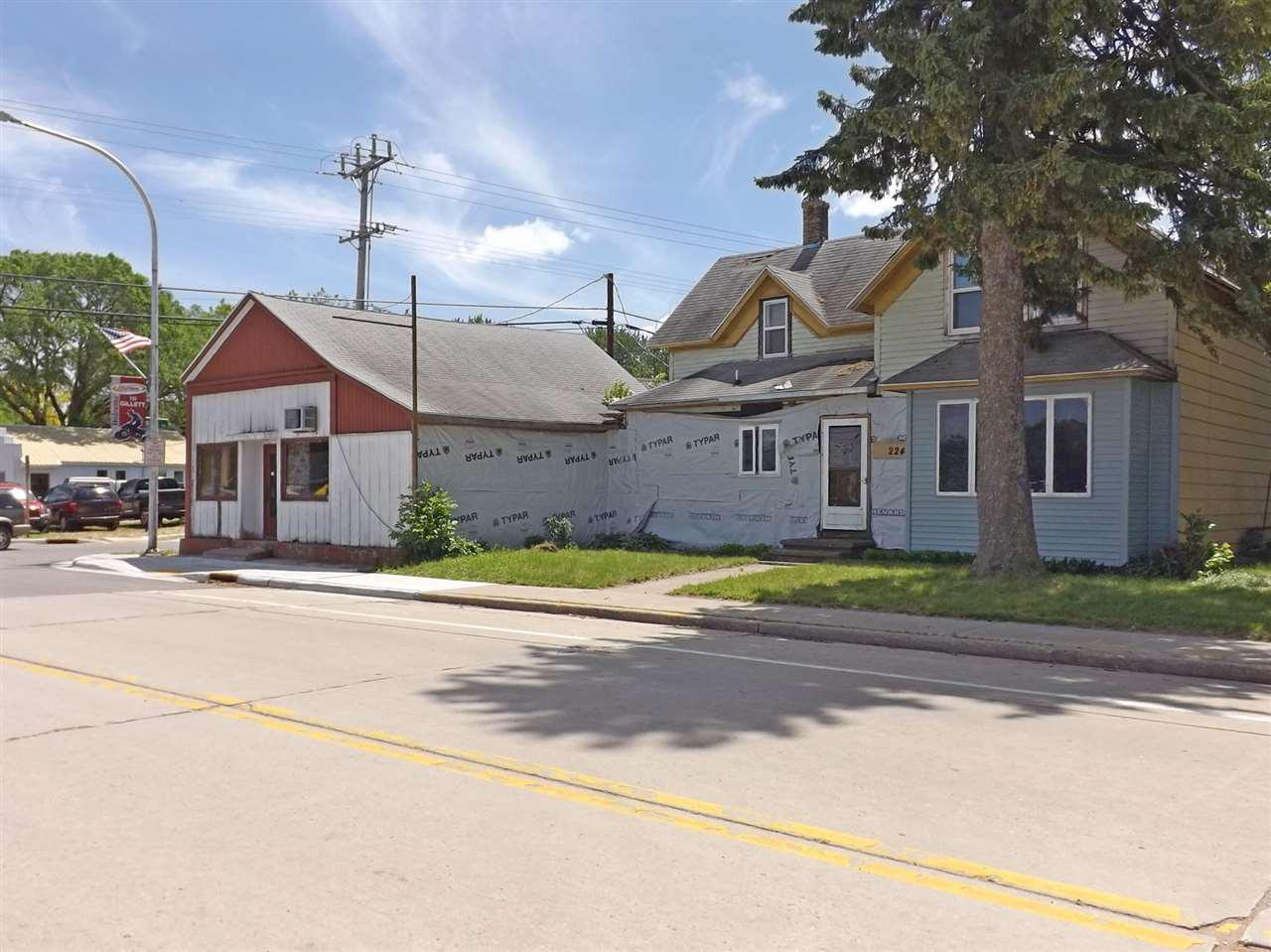 View Commercial For Sale at 224 E MAIN STREET, Gillett, WI