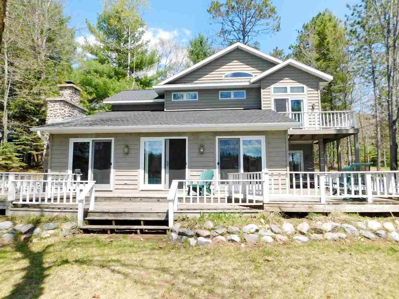 View Single-Family Home For Sale at 17237 TIMBER LANE, Townsend, WI