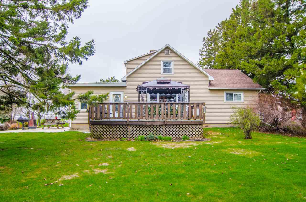 View Single-Family Home For Sale at 9069 HOGSBACK ROAD, Lena, WI
