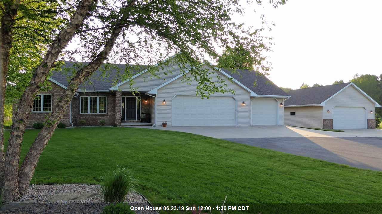 View Single-Family Home For Sale at 845 VAN LOM COURT, Pulaski, WI