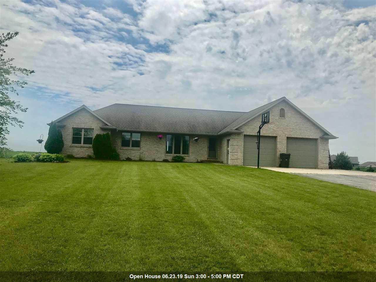 View Single-Family Home For Sale at 244 SUNSET CIRCLE, Pulaski, WI