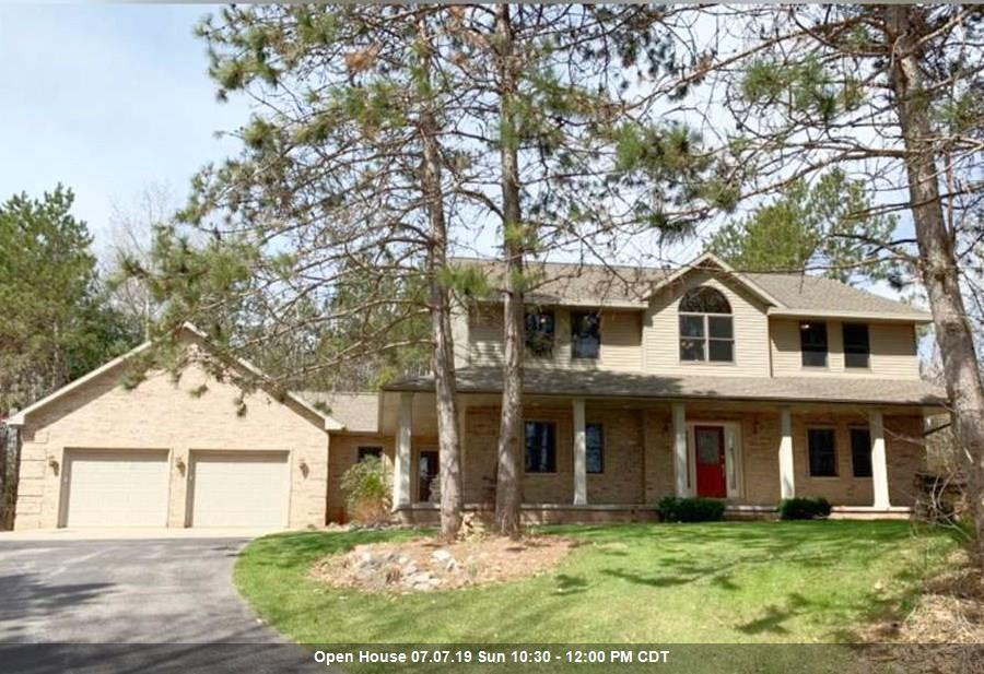 View Single-Family Home For Sale at 895 WILDROSE LANE, Sobieski, WI