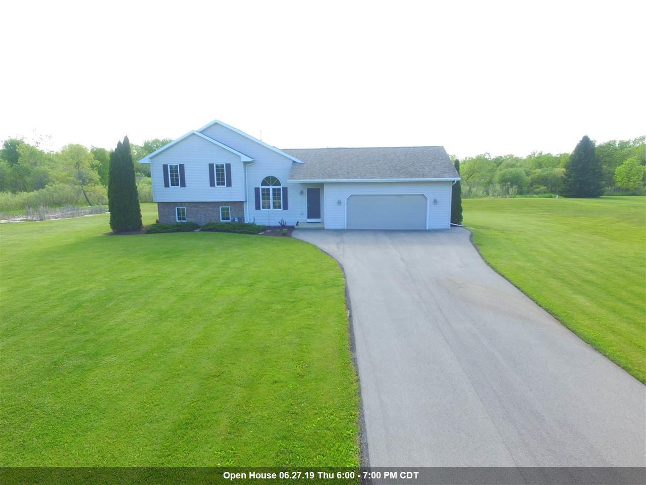 View Single-Family Home For Sale at 1661 MAPLE RIDGE CIRCLE, Sobieski, WI