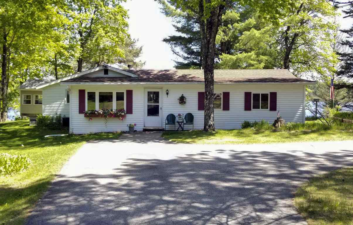View Single-Family Home For Sale at N14930 GLEN LAKE ROAD, Amberg, WI