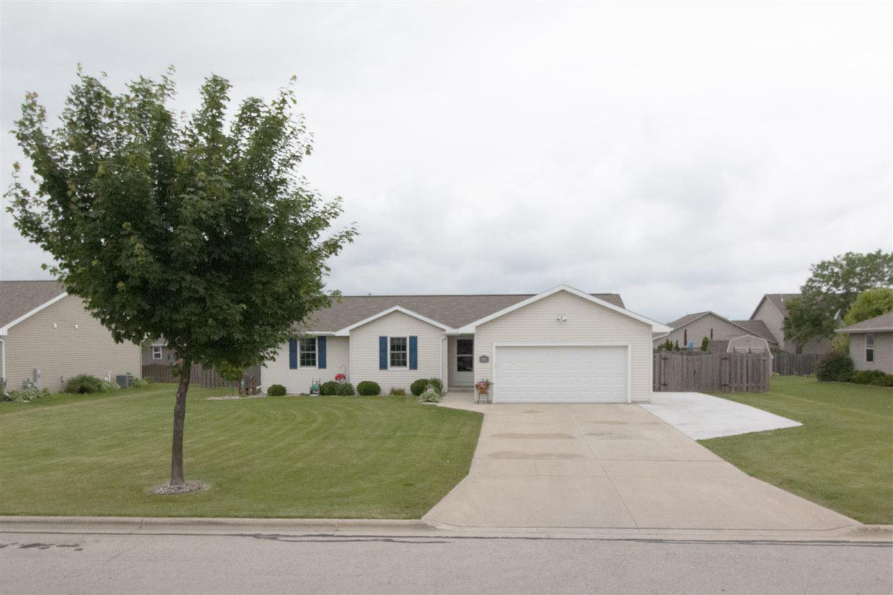 View Single-Family Home For Sale at 2502 ONTARIO ROAD, Green Bay, WI