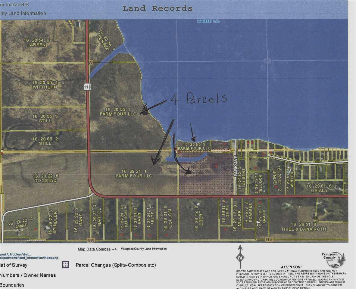 View Vacant Land For Sale at HWY 110, Weyauwega, WI