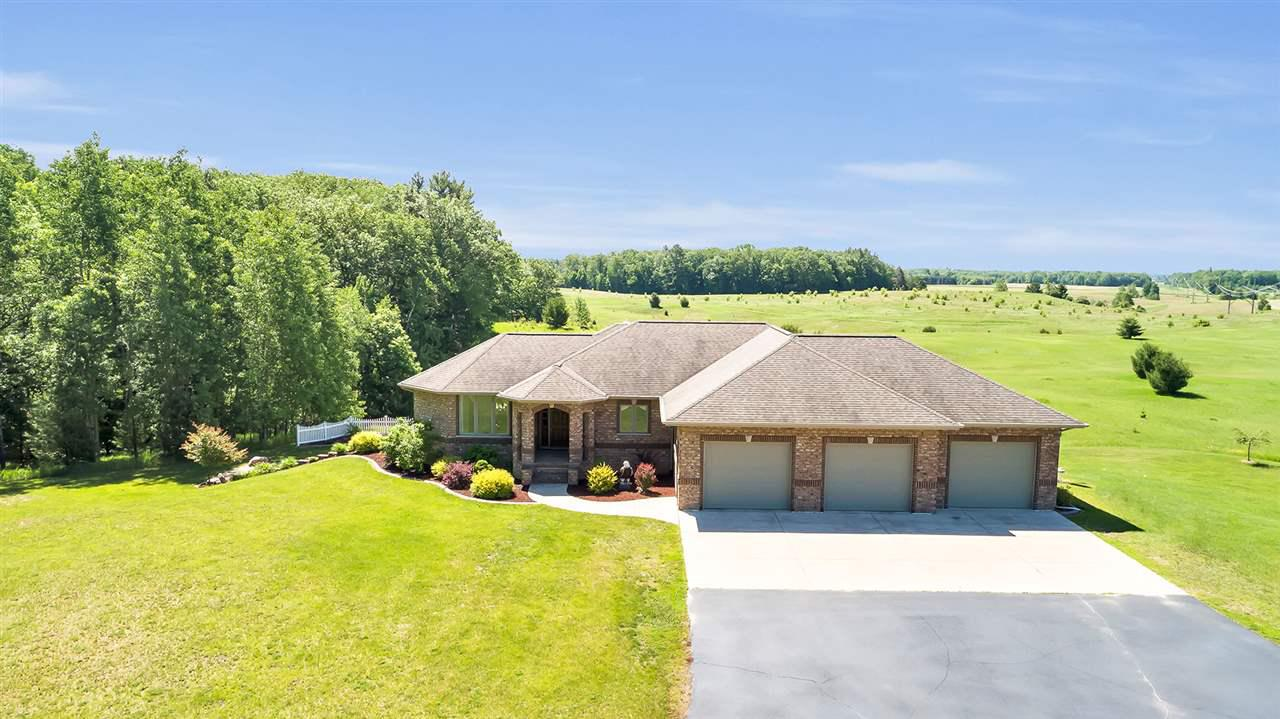 View Single-Family Home For Sale at W11563 W 18TH ROAD, Pound, WI