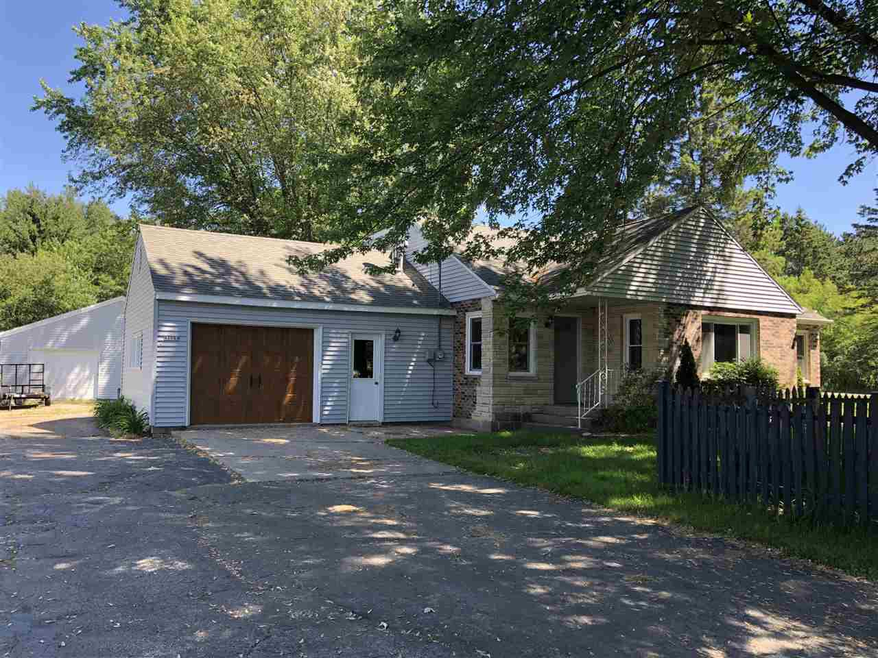 View Single-Family Home For Sale at W1988 HWY 64, Marinette, WI