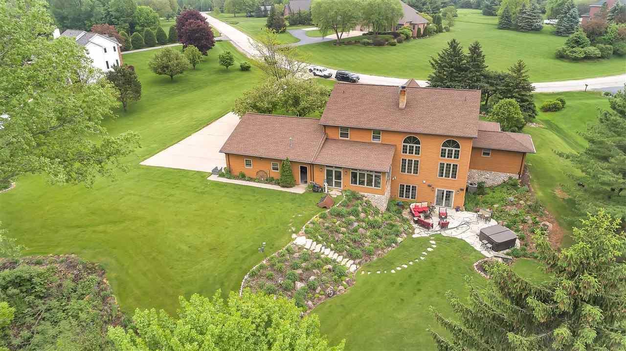 View Single-Family Home For Sale at 2850 N LAKE RIDGE LANE, Green Bay, WI