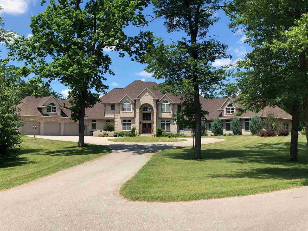 View Single-Family Home For Sale at W7746 CORA LANE, Crivitz, WI