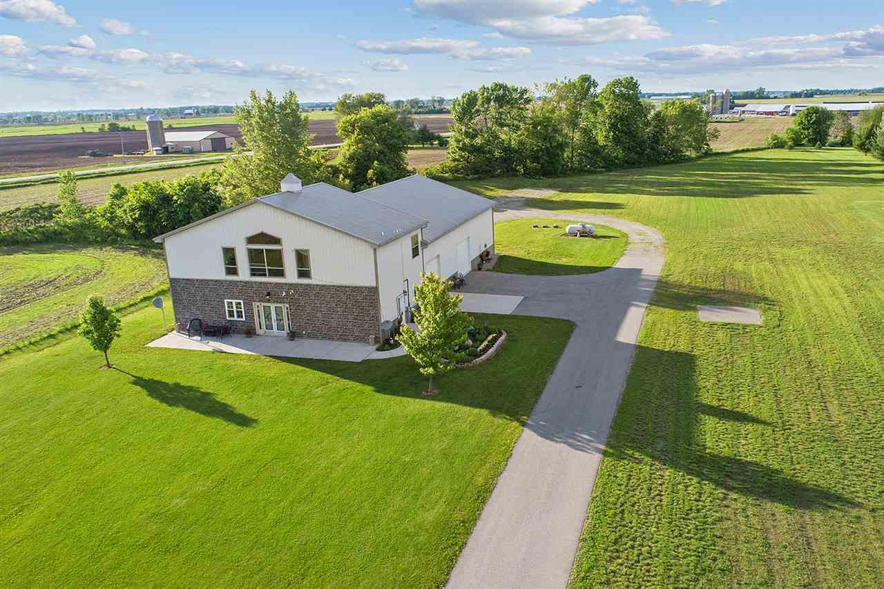 View Single-Family Home For Sale at W1588 HENN LANE, Seymour, WI