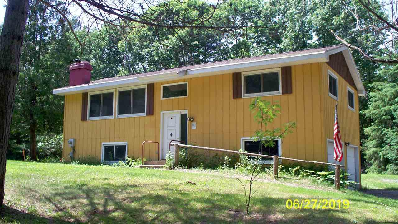 View Single-Family Home For Sale at W8703 W 10TH ROAD, Pound, WI