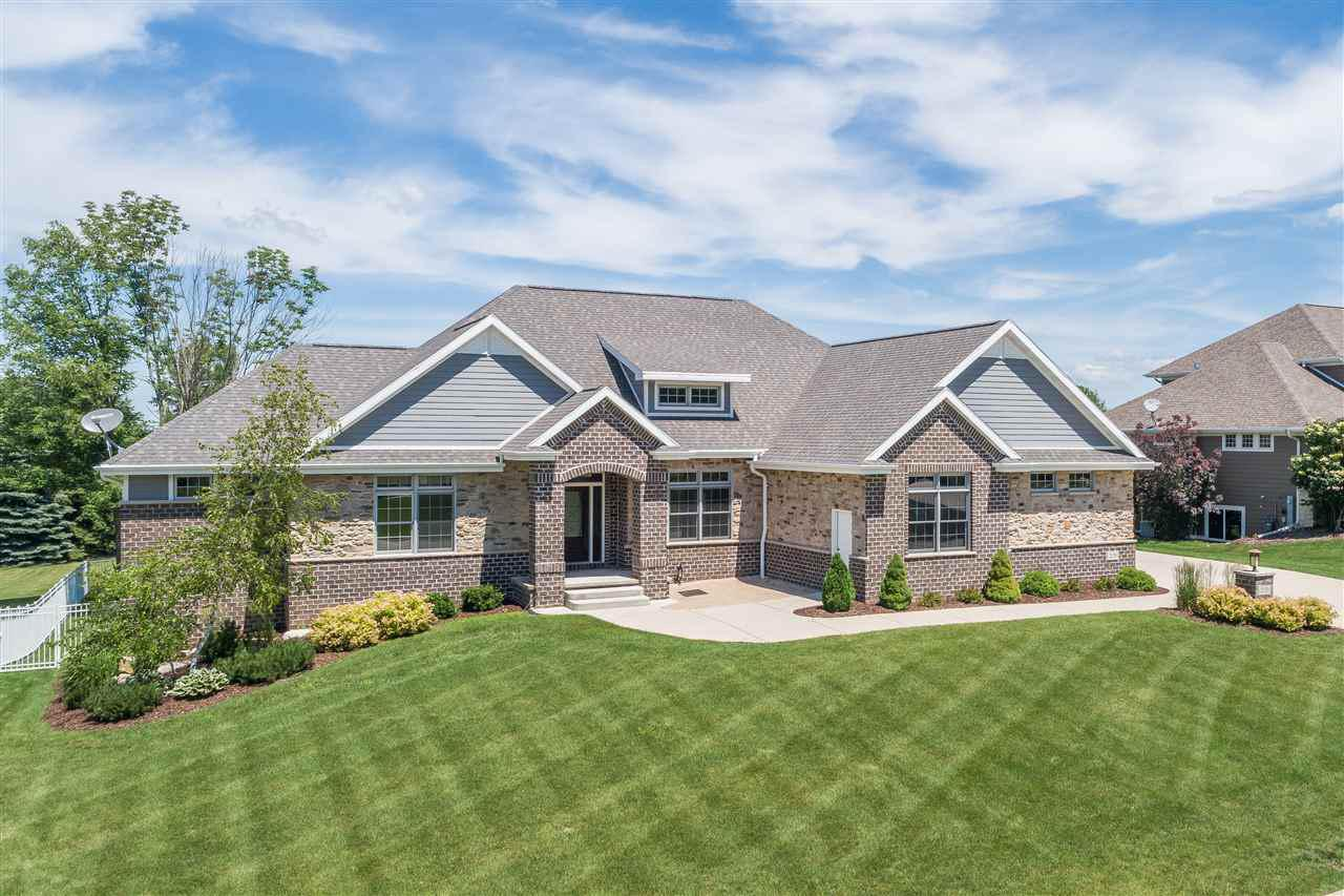 View Single-Family Home For Sale at 2129 RIDGE HAVEN COURT, De Pere, WI