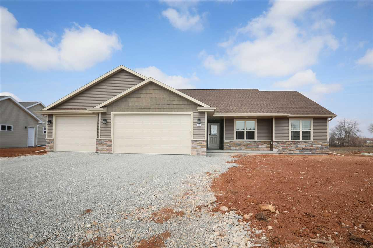 View Single-Family Home For Sale at W6724 DESIGN DRIVE, Greenville, WI