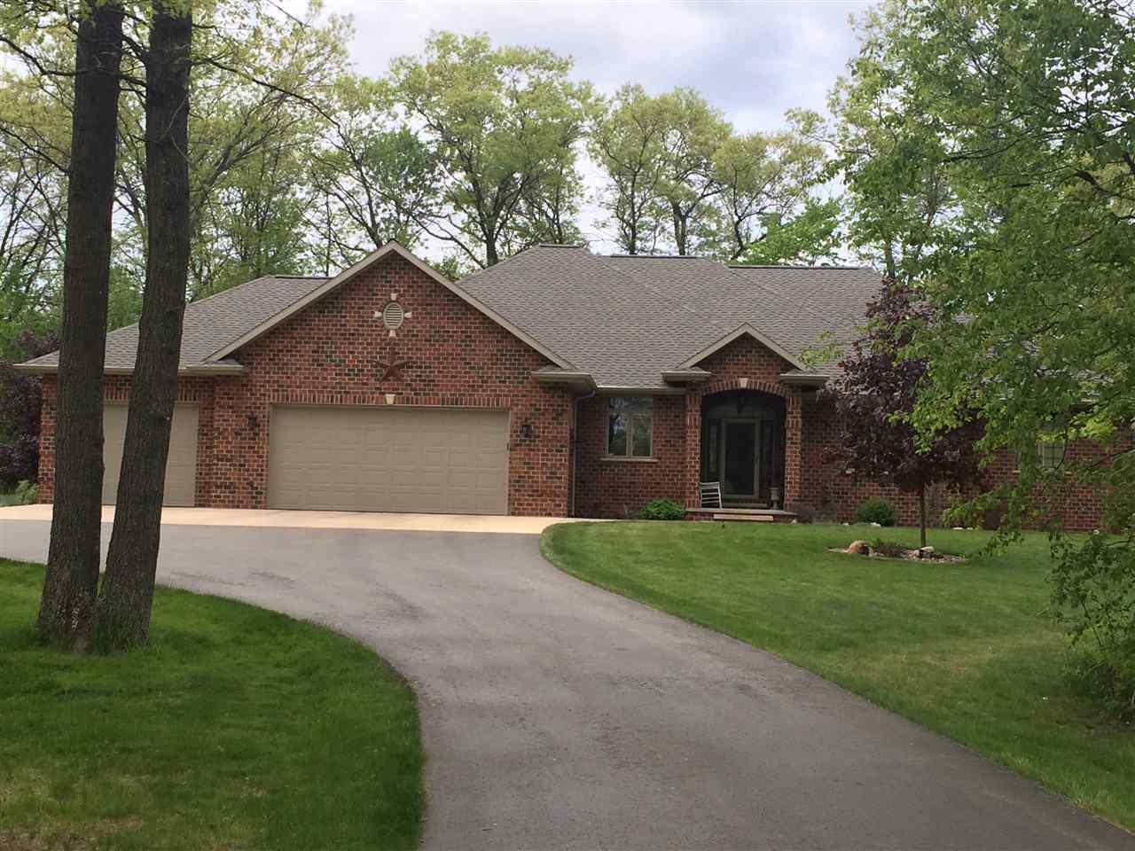View Single-Family Home For Sale at N3180 DEER HAVEN COURT, Peshtigo, WI