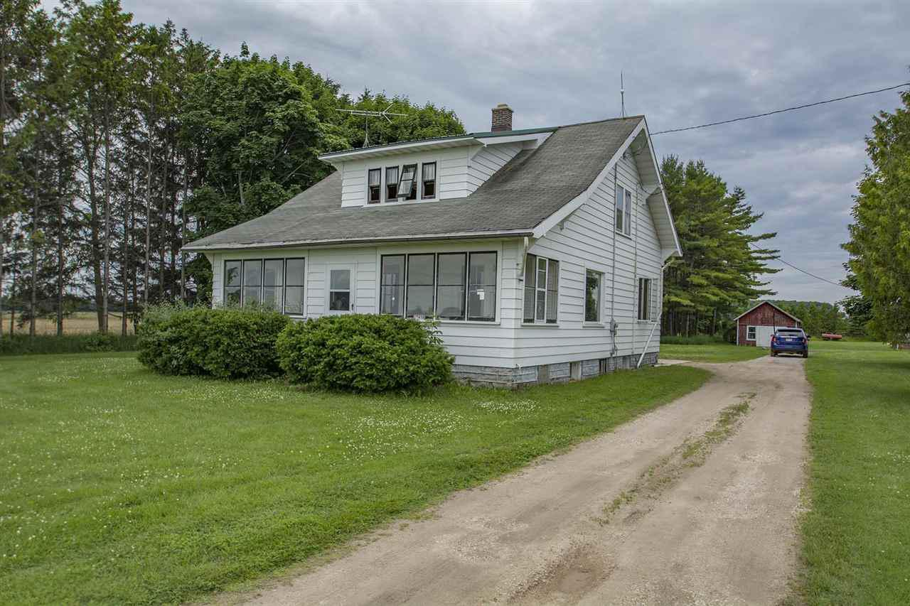 View Single-Family Home For Sale at 17416 PLEASANT ROAD, Green Bay, WI