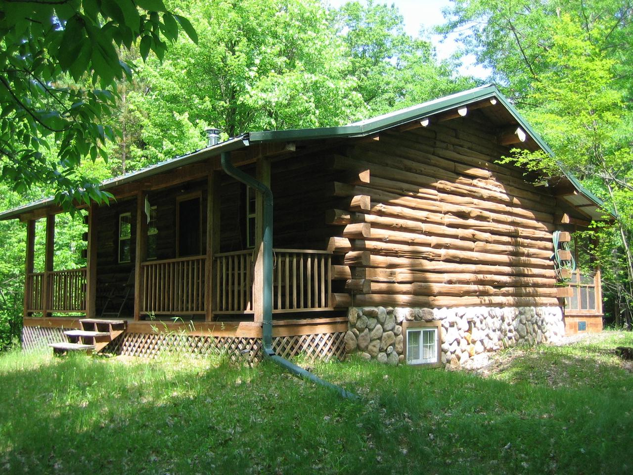 View Single-Family Home For Sale at W11002 W 18th Rd, Pound, WI
