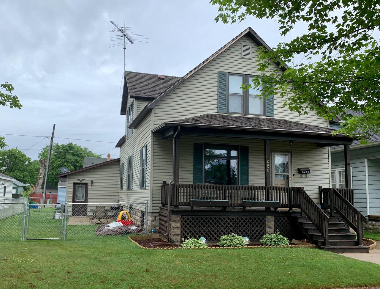 View Single-Family Home For Sale at 1620 Mary, Marinette, WI